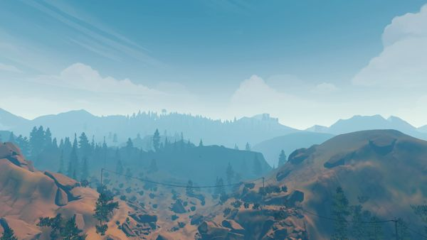 Firewatch: is a game as good as its dialogues?